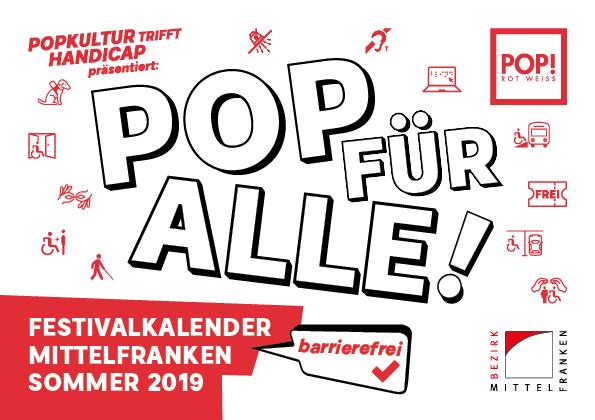 Pop Für Alle - Kalender 2019