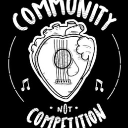 Jens Hold John Steam Jr. Community not Competition