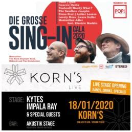 Korn's Nürnberg Sing-In Gala