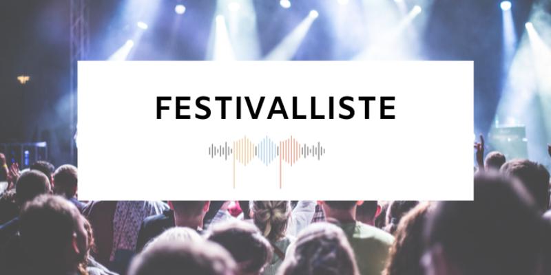 Festivalliste