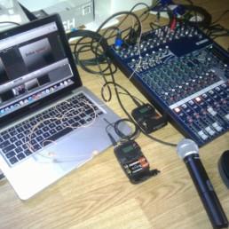 Live-Streaming für Bands in Zeiten von Corona
