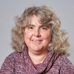 Portrait von Angelika Feisthammel