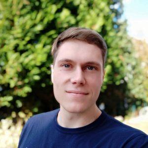 Maximilian Reymann treibt digitale Barrierefreiheit voran