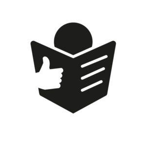 Unser Icon für Leichte Sprache