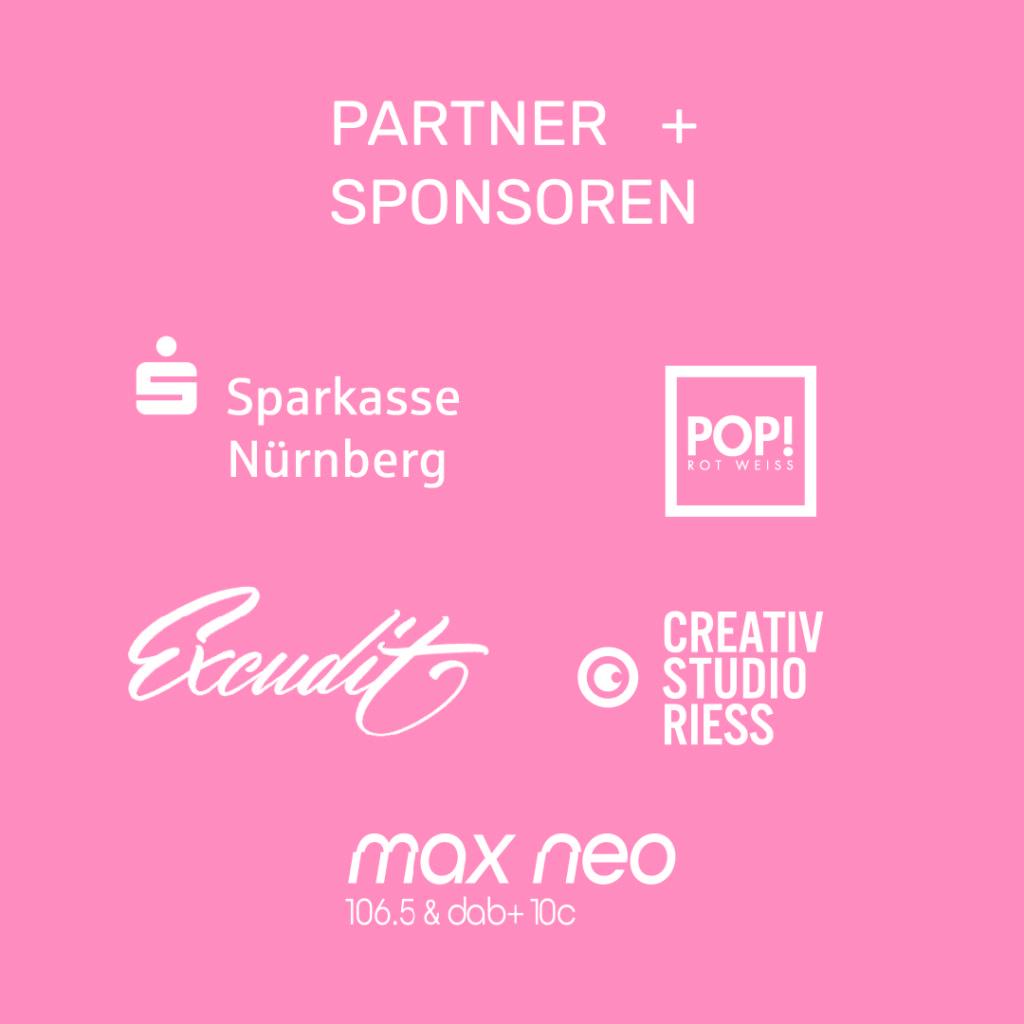 Die Logos der Kooperationspartner:innen