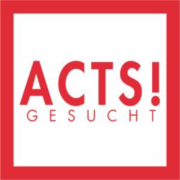 Acts gesucht!
