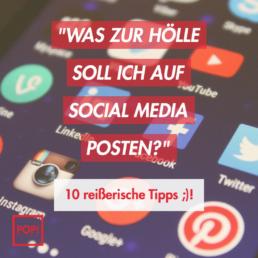 10 reißerische tipps für den social media auftritt